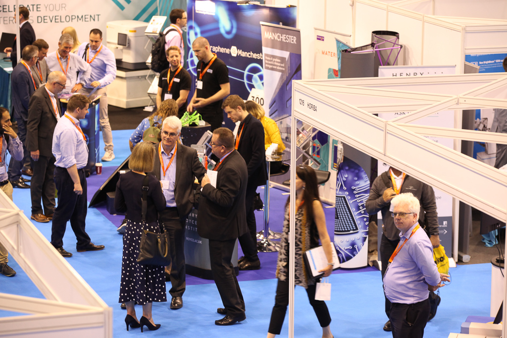 GLOBAL INDUSTRY GIANTS HEADING TO NAEC STONELEIGH