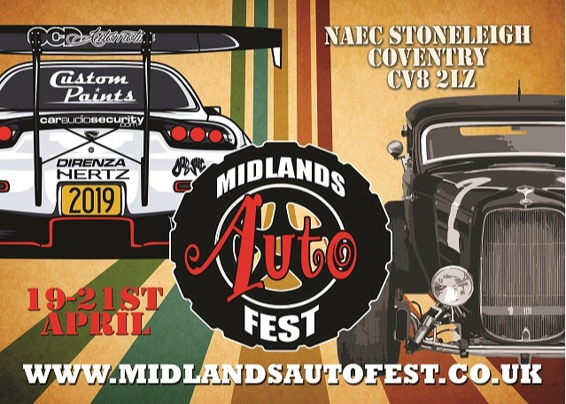 Midlands Autofest Car Show 2019