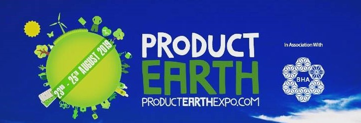 Product Earth returns in 2019!